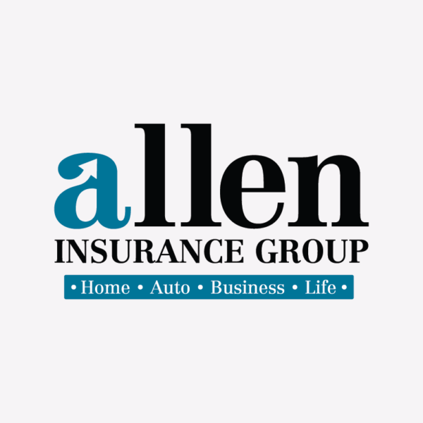 Allen Insurance Group Logo Development