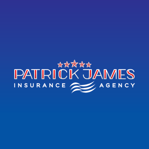 Patrick James Insurance Agency Logo Development