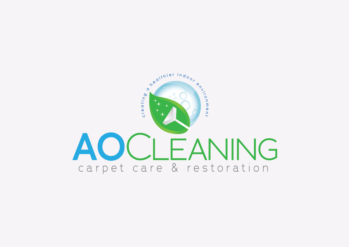 AO Cleaning Logo Development