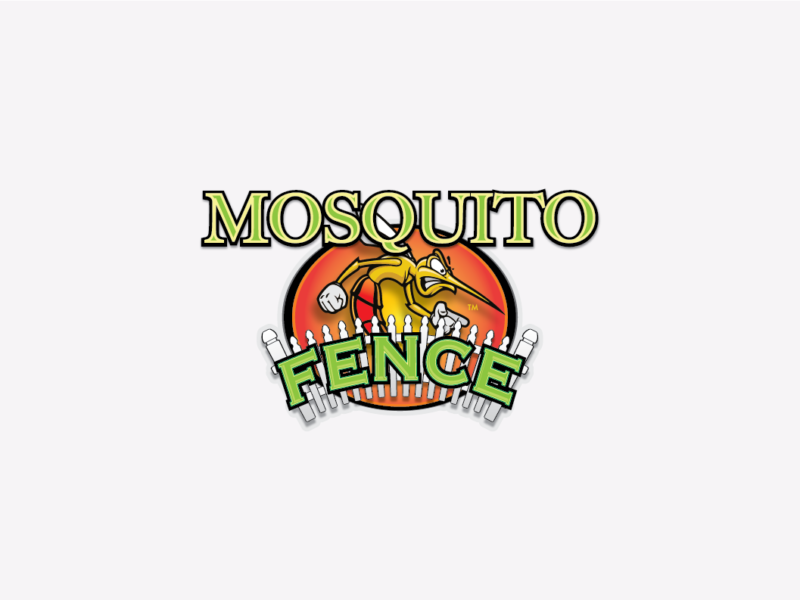 Mosquito Fence Logo Development