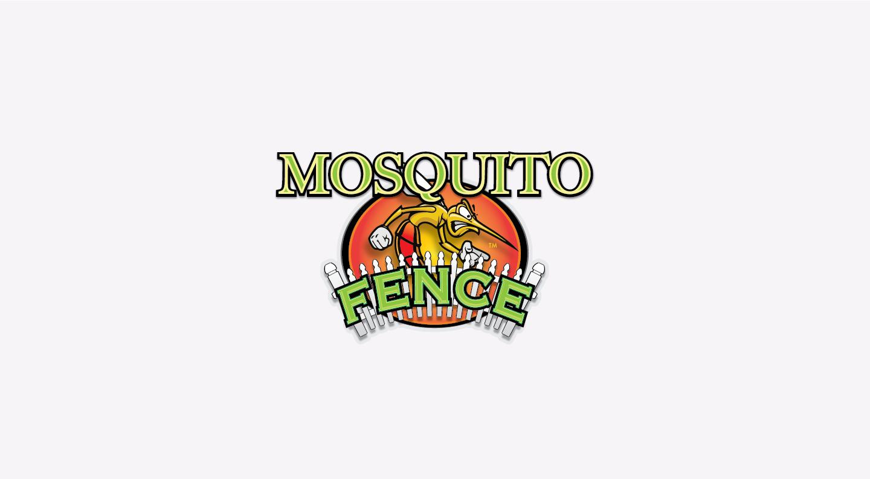 Mosquito Fence Logo Development