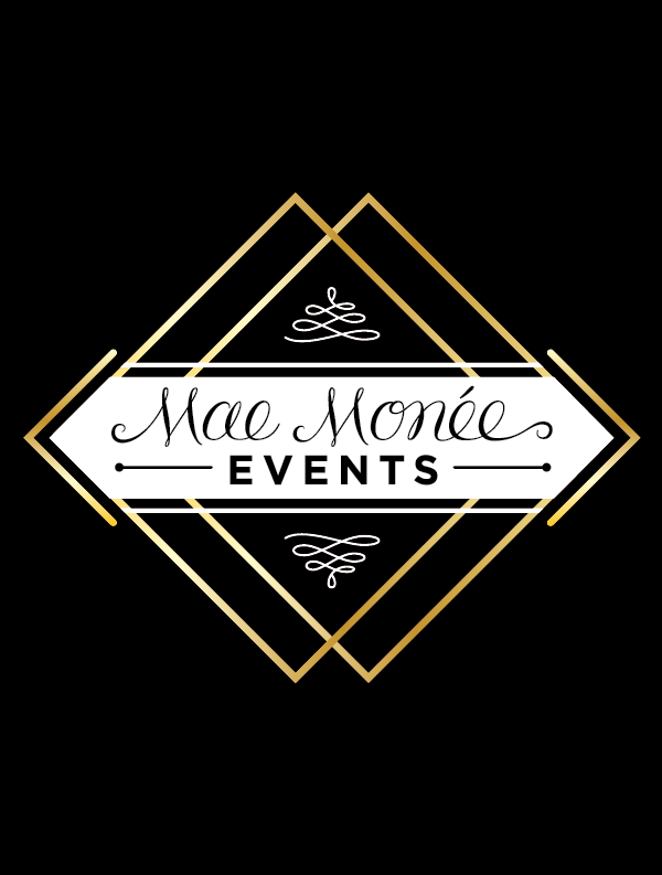 Mae Moneé Events Logo Development