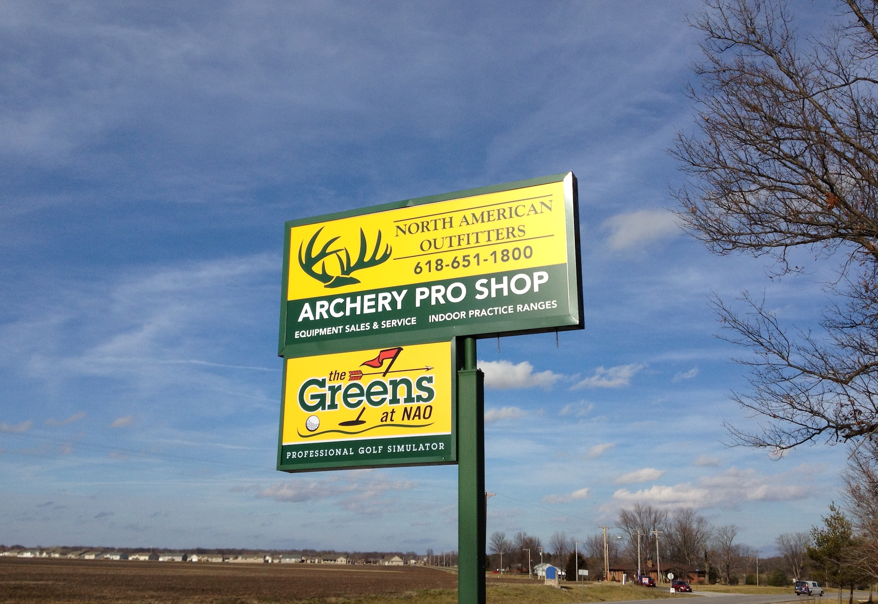 North American Outfitters Archery Pro Shop