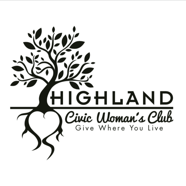 Highland Civic Women's Club Logo