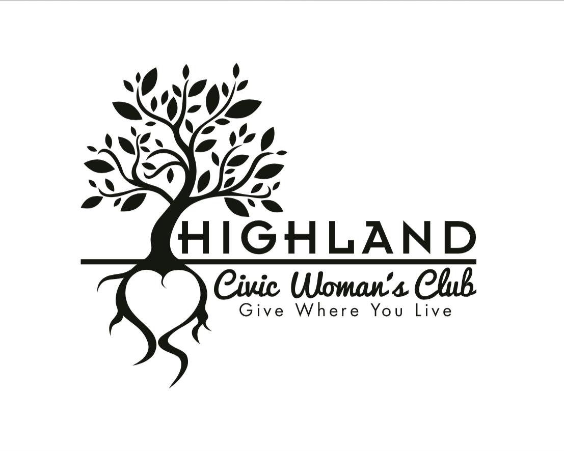 Highland Civic Women's Club Logo